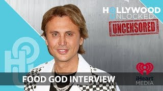 "Jonathan Cheban talks Relationship with Kim K. & ""Food God"" on Hollywood Unlocked [UNCENSORED]"