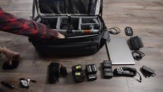 Gator GCPRVCAM23W 23″ Creative Pro Bag For Video Camera Systems