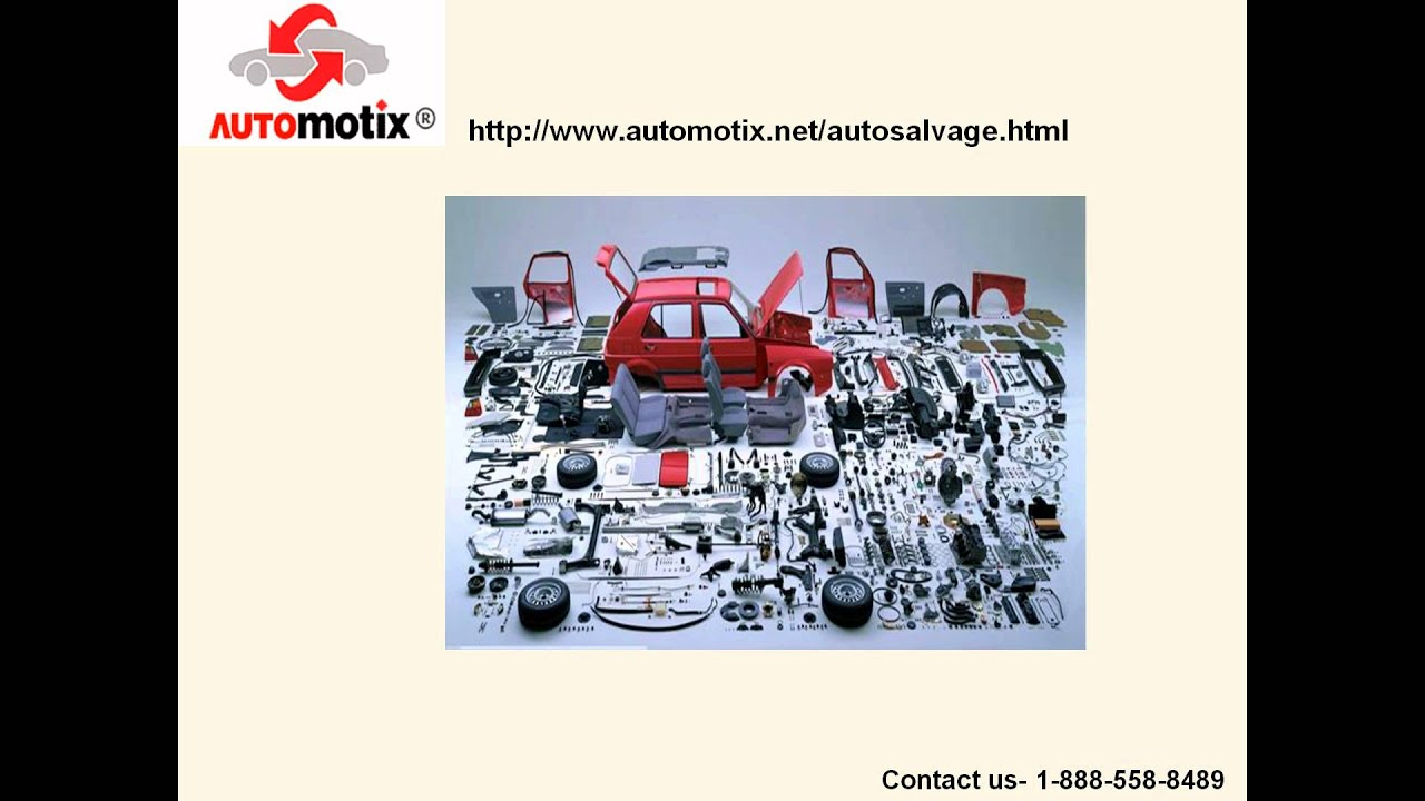 Auto salvage used parts locator car parts