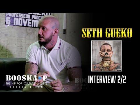 Seth Gueko : « Mes tatouages donnent de la lecture aux masseuses... » [Interview 2/2]