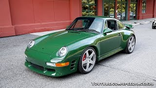 Brand new RUF Turbo R Limited delivery