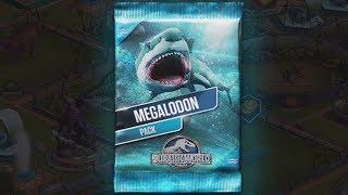 MEGALODON Deep Sea Monsters Pack - Jurassic World The Game