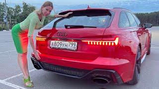 Audi RS6.  Один из лучших авто в мире