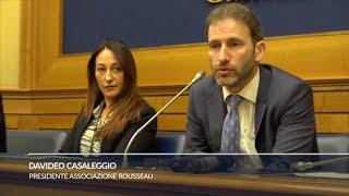 """M5s, Casaleggio: """"Rousseau non garantisce privacy utenti? Presto useremo blockchain"""""""