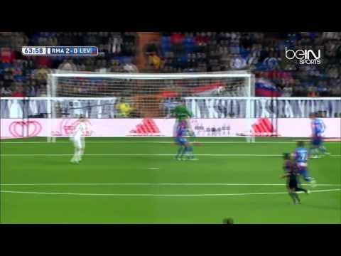Karim Benzema tout proche d'un but exceptionnel !