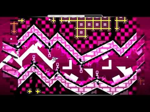 Geometry dash skrillex party very easy demon by n doovi