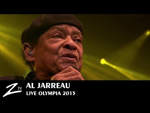 "Al Jarreau - ""My Old Friend"" - Olympia 2015 LIVE HD"