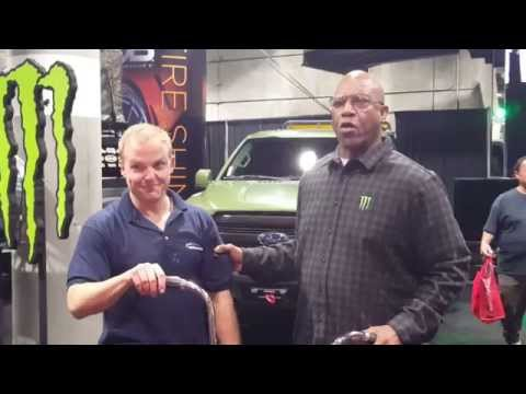 Tommy 'Tiny' Lister and Lawrence from New Car Superstore  Funny seeing him angry