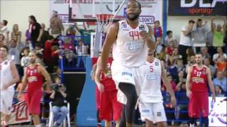 Dez Wells vs Olympiacos