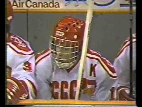 Молодёжный ЧМ по хоккею 1991г.Канада-СССР.Финал (3-2)