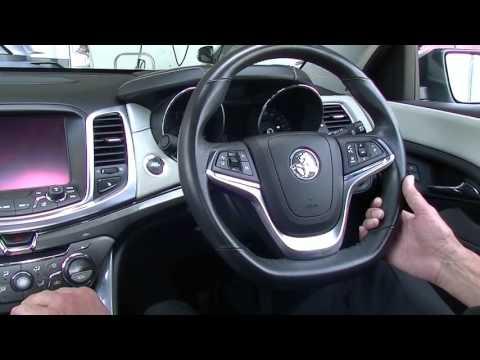 2014 Holden Calais V Vf Auto My15 Review B4858 Youtube