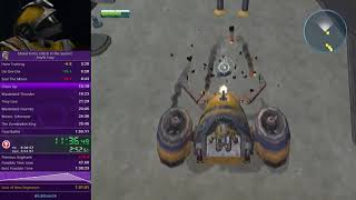 (Old WR) Metal Arms: Glitch in System - Any% Speedrun [Easy] in 1:46:52
