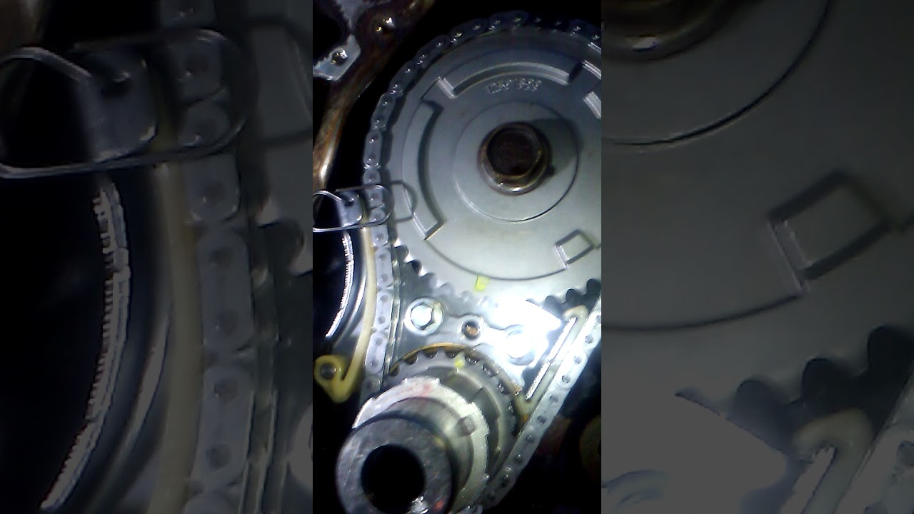Chevy Tahoe Timing Marks