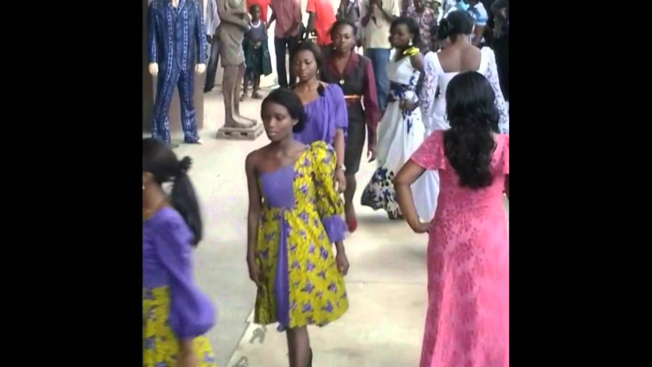 Yabatech Fashion Show Youtube