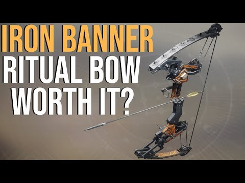 Iron Banner Ritual Bow: Point of The Stag Review