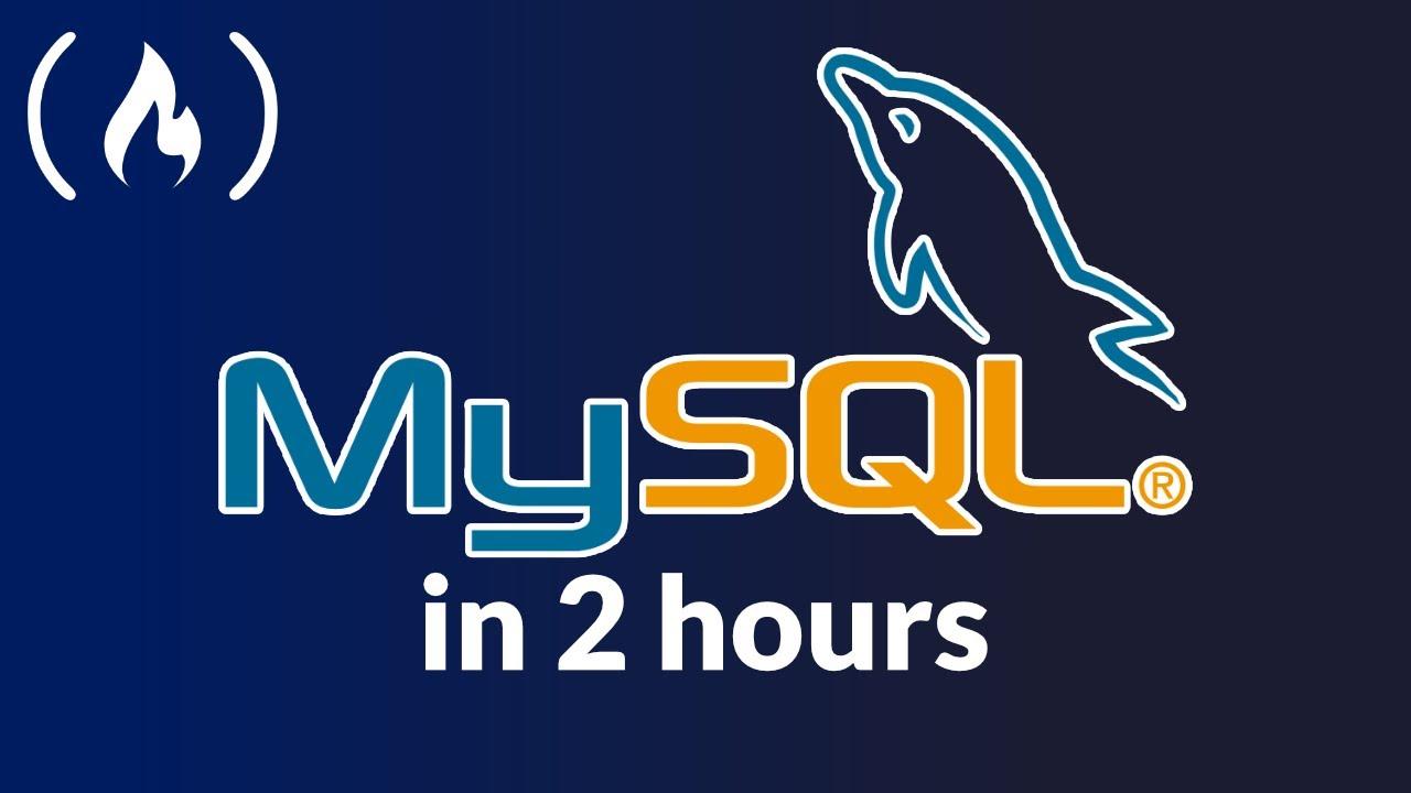 MySQL Database - Full Course