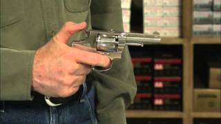 The Smith and Wesson 32 Hand Ejector First Model