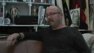 Dan Abnett on Comics
