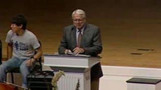 Chuck Swindoll | The Discipline of Handling Failure