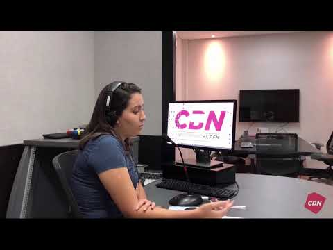 CBN Campo Grande com Ingrid Rocha (15/11/2019)