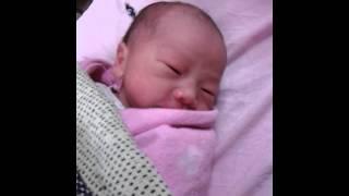 表弟寶寶出生了