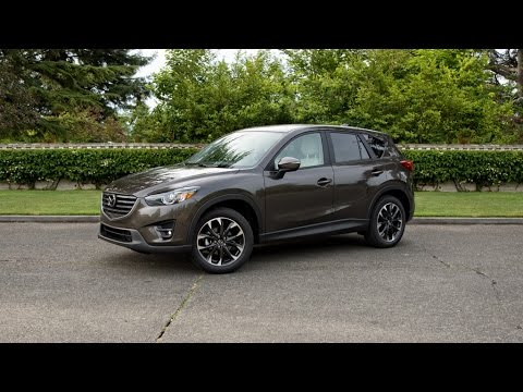 2016 mazda cx 5 grand touring car review youtube. Black Bedroom Furniture Sets. Home Design Ideas