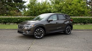 2016 Mazda CX-5 Grand Touring Car Review