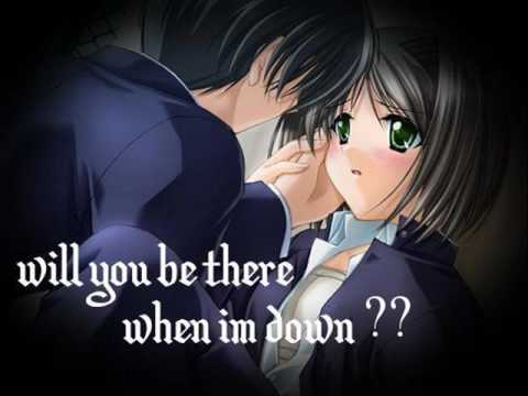 Richard Marx-Oceans Apart Lyrics( Anime Couple 7)