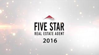 2016 Five Star Denver Real Estate Agent Ben Yoder