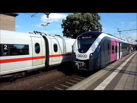 Eisenbahnverkehr in Lehrte (bei Hannover)