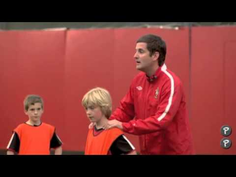 Soccer Drills: Dribbling And Running With The Ball
