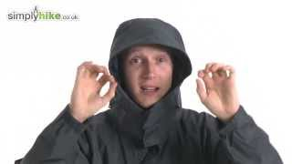 Berghaus Mens Long Cornice II Jacket IA Carbon - www.simplyhike.co.uk