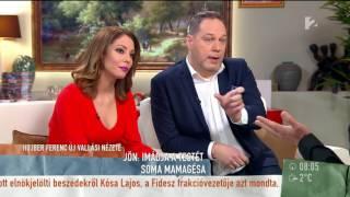 Hujber Ferenc: ˝most már tényleg csak szórakozom˝ - tv2.hu/mokka