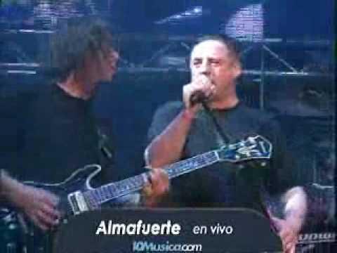 Almafuerte -Pepsi Music 2005- Sirva otra Vuelta Pulpero
