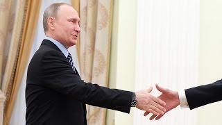 Путин: Россия готова продолжать отношения с Украиной