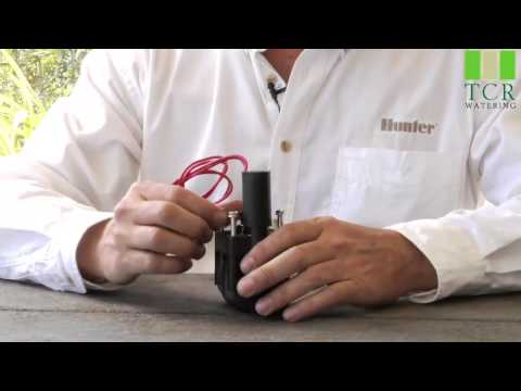 Hunter ICV Valve. How to unclog & other troubleshooting tips.