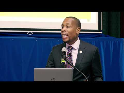 Governor Antoine's Remarks - Coping with Climate Change and Other Environmental Risks Workshop