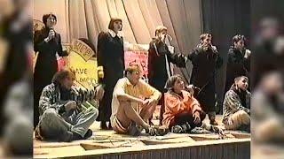 """Команда КВН НТУ ХПИ - музыкальный конкурс """"Убили Негра"""", 1999"""