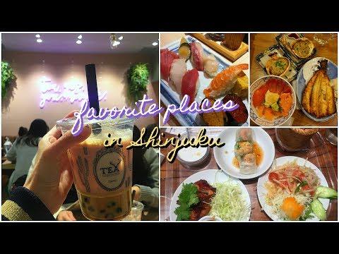 Eat around Shinjuku area (TH)