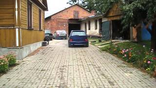 Fiat Uno 2.0 16v Turbo Integrale 4x4 by Drupi from Poland - first ride 2