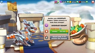 IronFire Dragon Awaken - Dragon Mania Legends