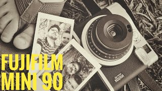 Intro to Instax Mini 90: How to get the best out of Fujifilm Mini Instax cameras; 90 / 70 / 25