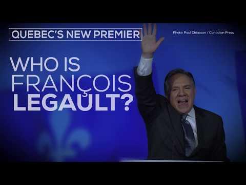 Who is Quebec's new Premier François Legault?