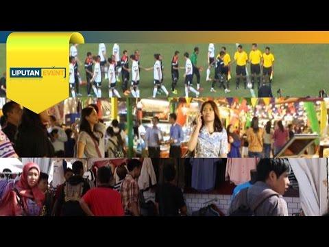 LIPUTAN EVENT - Jakarta Fashion & Food Festival, JakCloth, Asian Dream Cup 2014