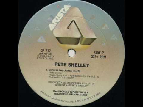 Pete Shelley - Witness The Change.wmv
