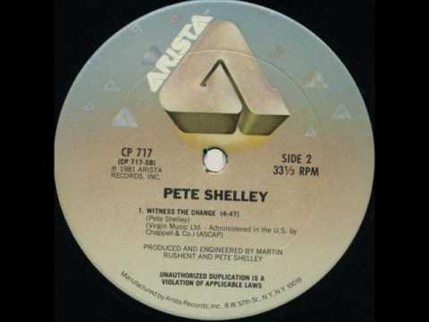 Pete Shelley  Witness The Changewmv
