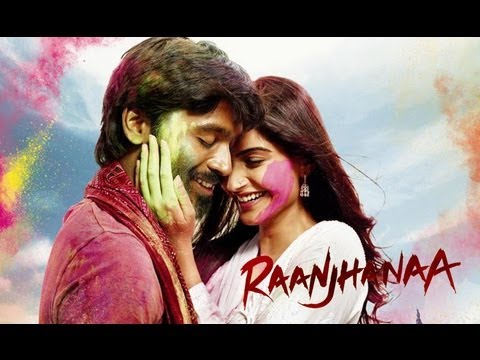 Raanjhanaa - Theatrical Trailer (Exclusive) Travel Video