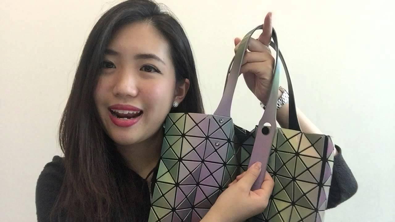 Review Bao Bao Issey Miyake Rainbow limited - รีวิวกระเป๋า Bao Bao Issey  Miyake Rainbow limited db4a1267b57d5