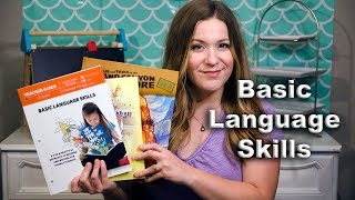 Basic Language Skills by Master Books - Overview & Flip Through
