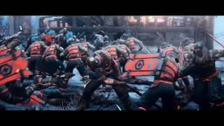 FOR HONOR (epic fan made hype video)
